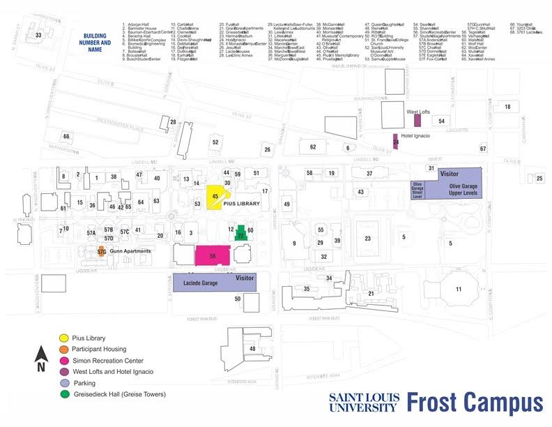Campus Map   empiresandinteractions